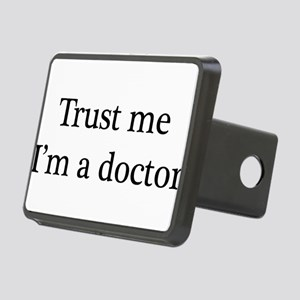 Doctor2 Rectangular Hitch Cover