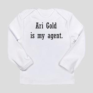 AriGoldAgent2 Long Sleeve Infant T-Shirt