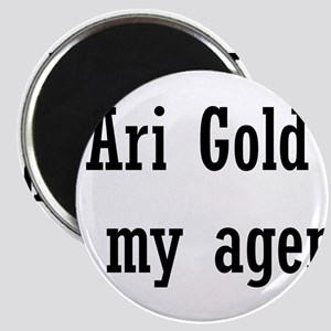 AriGoldAgent2 Magnet