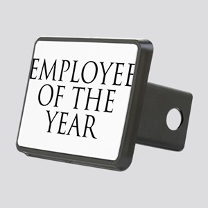 Employee Of The Year Rectangular Hitch Cover