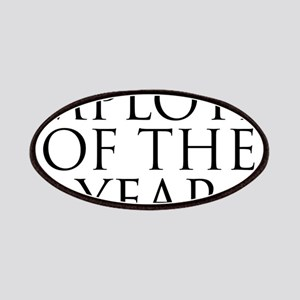 Employee Of The Year Patches