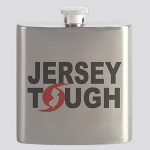 Jersey Strong Flask
