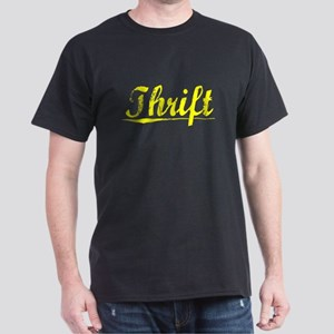 Thrift, Yellow Dark T-Shirt