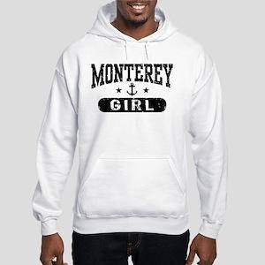 Monterey Girl Hooded Sweatshirt