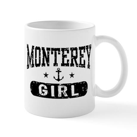 Monterey Girl Mug