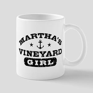 Martha's Viveyard Girl Mug