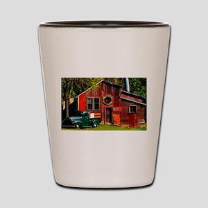 Ye Olde Mill Shot Glass