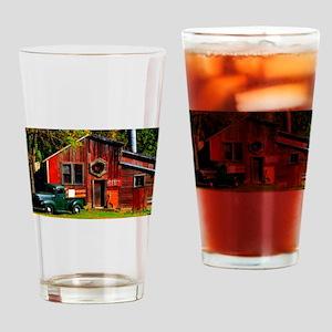Ye Olde Mill Drinking Glass