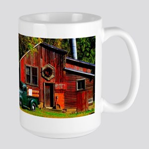 Ye Olde Mill Large Mug