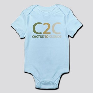 Cactus to Clouds Infant Bodysuit