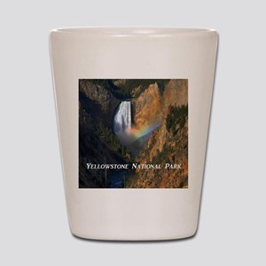 Yellowstone National Park Shot Glass
