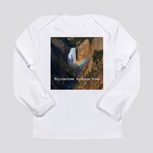 Yellowstone National Park Long Sleeve Infant T-Shi