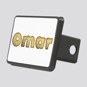 Omar Toasted Rectangular Hitch Cover