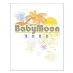 Babymoon Small Poster