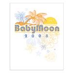 Babymoon Small Poster