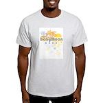 Babymoon Ash Grey T-Shirt