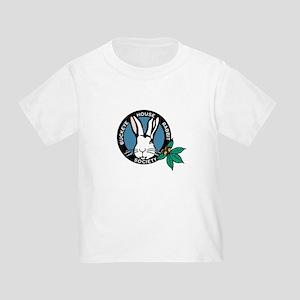 Buckeye House Rabbit Society Toddler T-Shirt