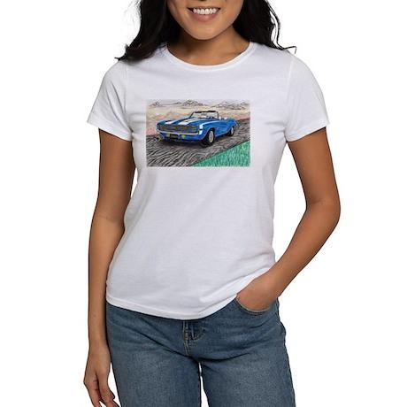 The Classic 1969' Camaro SS 396' Women's T-Shirt