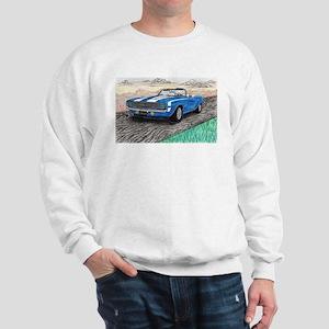 The Classic 1969' Camaro SS 396' Sweatshirt