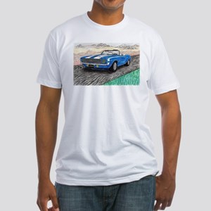 The Classic 1969' Camaro SS 396' Fitted T-Shirt