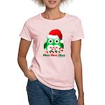 Christmas Owl Hoo Hoo Hoo Women's Light T-Shirt
