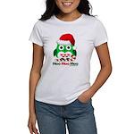 Christmas Owl Hoo Hoo Hoo Women's T-Shirt
