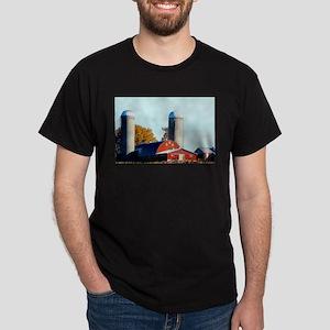 Fully Stacked Dark T-Shirt