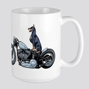Dobercycle Stainless Steel Travel Mugs