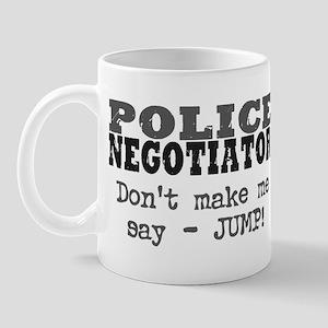 Police Negotiator Mug