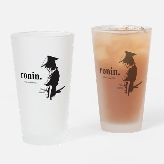 Ronin Drinking Glass