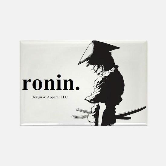 Ronin Rectangle Magnet
