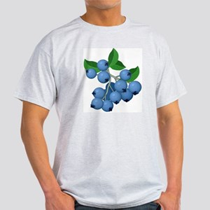Blueberries Light T-Shirt
