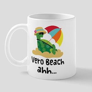 Vero Beach Turtle Mug