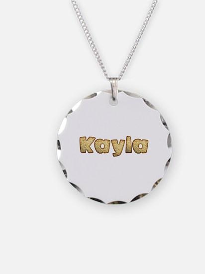 Kayla Toasted Necklace