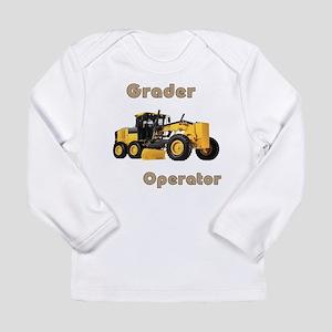 The Grader Long Sleeve Infant T-Shirt