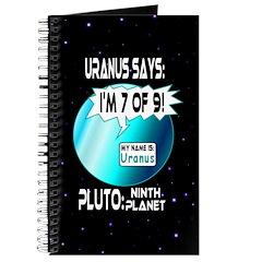Uranus: 7of9 Journal