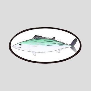 Bonito tuna fish Patches