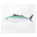 Bonito tuna fish King Duvet