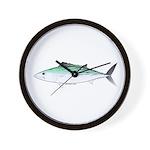 Bonito tuna fish Wall Clock
