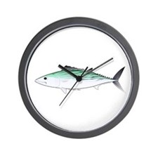 Bonito tuna fish Wall Clock
