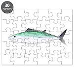 Bonito tuna fish Puzzle