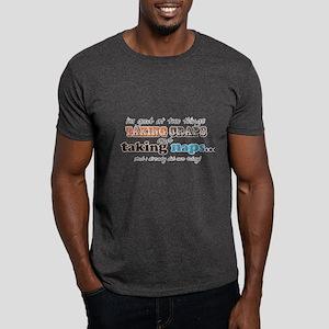 Taking Craps and Naps Dark T-Shirt
