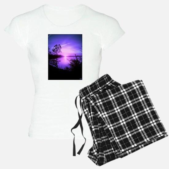 Purple Set Pajamas