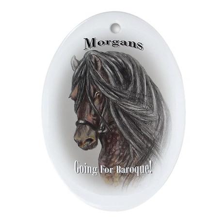 Morgan Baroque Oval Ornament