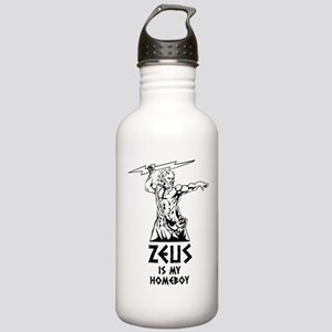 Zeus is my homeboy Stainless Water Bottle 1.0L