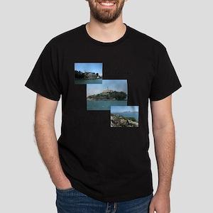 Alcatraz Island Collage T-Shirt