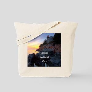 Acadia National Park Tote Bag