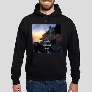 Acadia National Park Hoodie (dark)