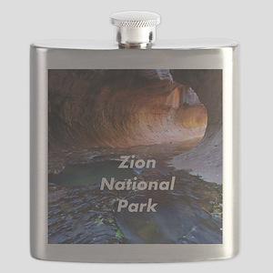 Zion National Park Flask
