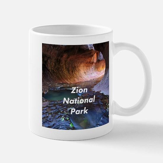 Zion National Park Mug